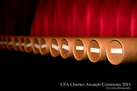 CFA Charter Award Ceremony 2011