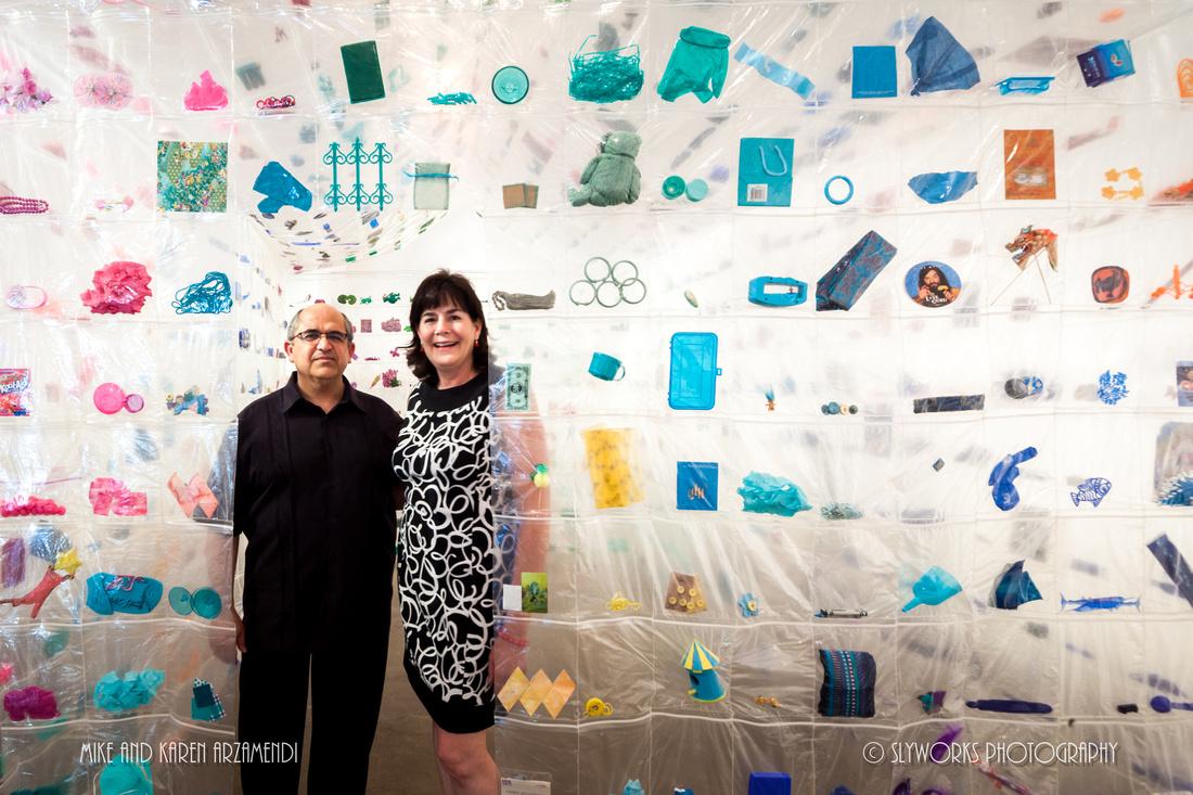 Mike and Karen Arzamendi