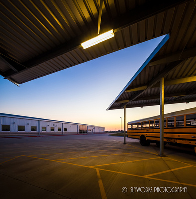 Lamar CISD Satellite Transportation Center