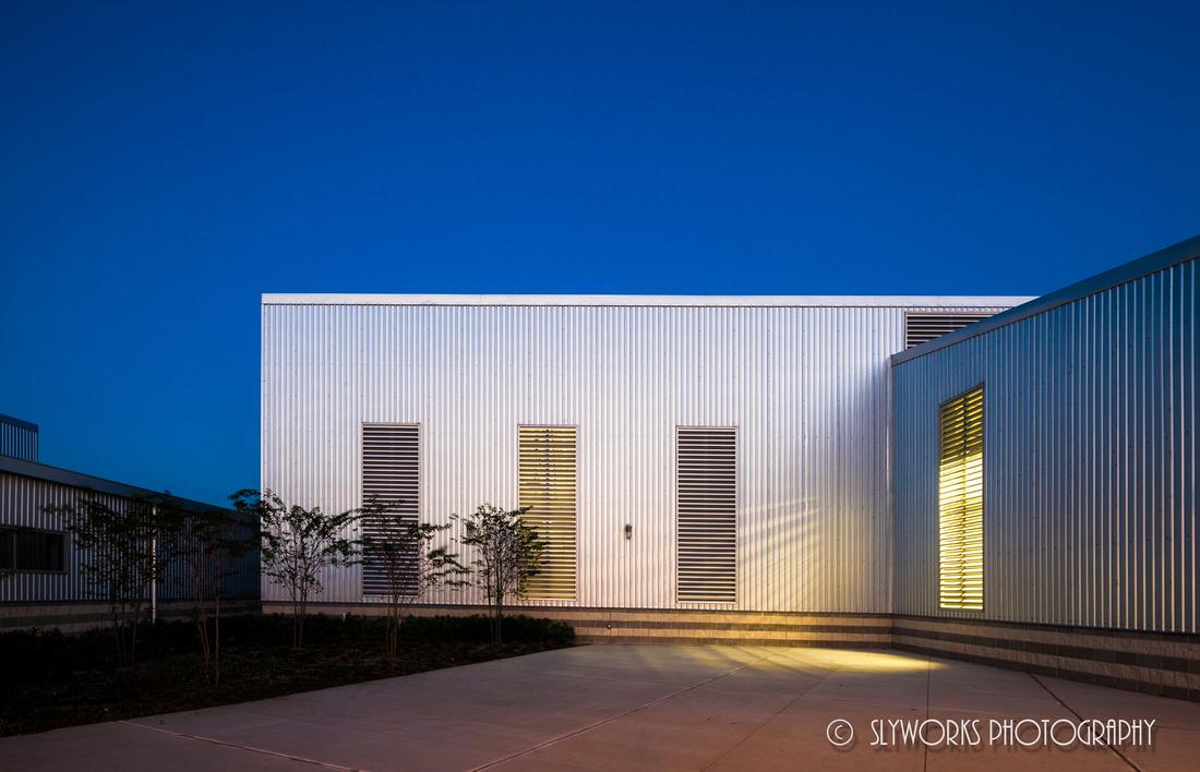 Lamar CISD Satellite Transportation Center