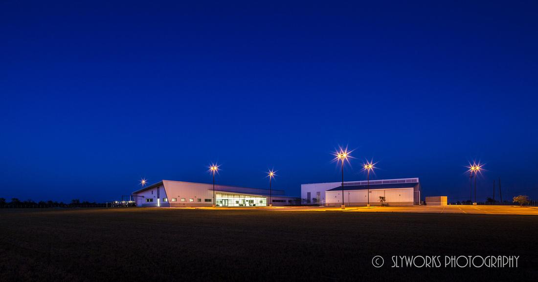 Lamar CISD Satellite Trasportation Center