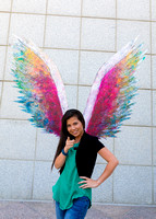Global Angel Wings Project - Houston