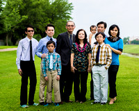 The Teoh Family 25May2015
