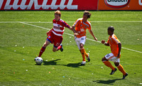 Dynamo vs. FC Dallas