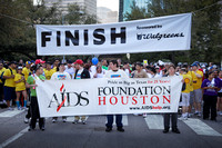 Houston Aids Walk 2010-12